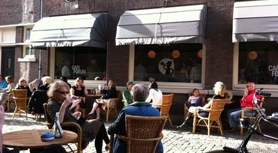 Photo of Gastropub Café Forum at Sint Pieterstraat 4, Maastricht 6211 JN, Netherlands