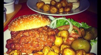 Photo of Burger Joint La Hamburguesería at La Macarena, Bogotá, Colombia