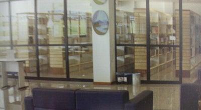 Photo of Library Biblioteca M. Dias Branco at Brazil