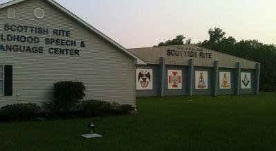 Photo of History Museum Baton Rouge Scottish Rite at 14598 Florida Blvd, Baton Rouge, LA 70819, United States