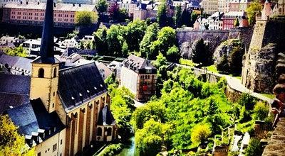 Photo of City Lëtzebuerg / Luxemburg / Luxembourg at Luxembourg, Luxembourg