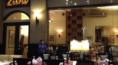 Photo of Mediterranean Restaurant Zuni at Ground Flr, Greenbelt 5, Makati City, Philippines