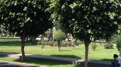 Photo of Park Parque del Leonismo at Ca. San Ignacio Cdra. 1, Santiago de Surco 33, Peru