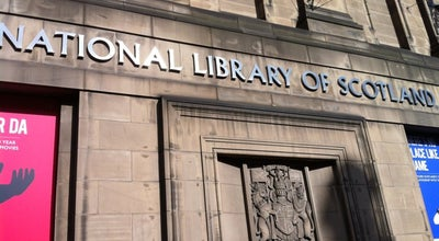 Photo of Library National Library of Scotland at 7-9 George Iv Bridge, Edinburgh EH1 1EW, United Kingdom