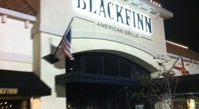 Photo of American Restaurant BlackFinn American Grille at 4840 Big Island Dr, Jacksonville, FL 32246, United States