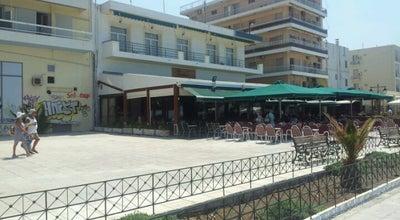 Photo of Dessert Shop Ζαχαροπλαστείο Παπαδάκης at Λουτράκι, Greece