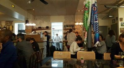 Photo of Japanese Restaurant Koko Bistro at 14 Quai De La Loire, Paris 75019, France