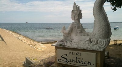 Photo of Hotel Puri Santrian Hotel at Jalan Cemara No. 35, Sanur 80228, Indonesia