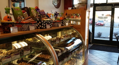 Photo of Dessert Shop Rocky Mountain Chocolate Factory at American Fork, UT 84003, United States