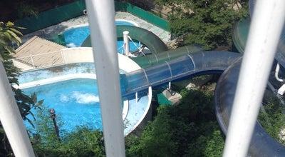 Photo of Pool プールピア 高槻市立芥川緑地プール at 南平台5-59-2, 高槻市 569-1042, Japan