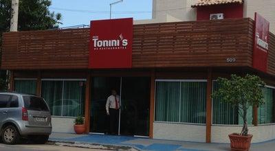 Photo of Restaurant Restaurante Tonini's at R. 15 De Novembro, 509, Vila Velha 29100-031, Brazil