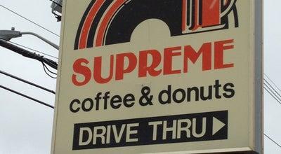Photo of Coffee Shop Supreme Coffee & Donuts at 735-769 Crescent St, Brockton, MA 02302, United States