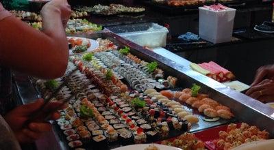 Photo of Japanese Restaurant Cecéu Sushi at R. Dr. Vasconcelos, Campina Grande, Brazil