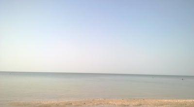 Photo of Beach Пляж at Ул.фестивальная, Бердянск, Ukraine