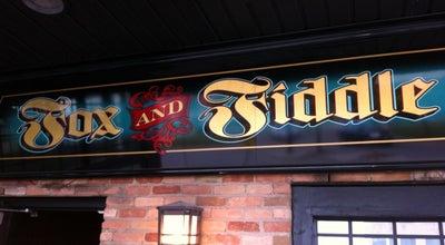 Photo of Bar Fox & Fiddle at 115 York Blvd., Richmond Hill, ON L4B 3B4, Canada