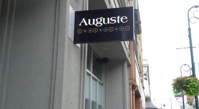 Photo of French Restaurant Auguste at 82 Wellington Nord, Sherbrooke, Qu J1H 5B8, Canada