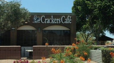Photo of Cafe Crackers & Co. Café at 1285 W Elliot Rd, Tempe, AZ 85284, United States