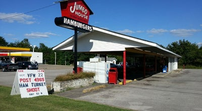 Photo of Burger Joint Jumbo house at 1410 Nashville Hwy, Columbia, TN 38401, United States