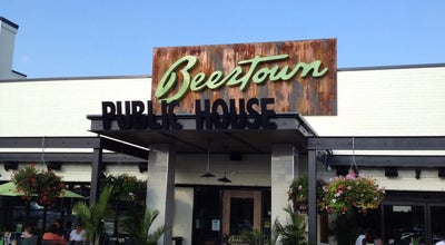 Photo of Gastropub Beertown Public House at 109 Fanshawe Park Rd. E., London, ON N5X 3X3, Canada