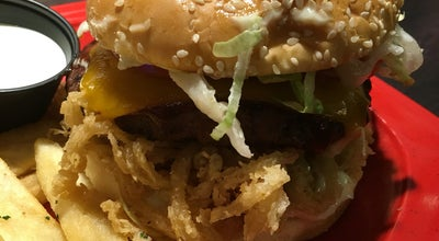 Photo of Burger Joint Red Robin Gourmet Burgers at 5043 Tuttle Crossing Blvd., Dublin, OH, United States