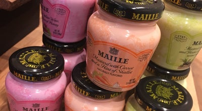 Photo of Food Truck Maille Mobile Mustard Bar at New York, NY, United States