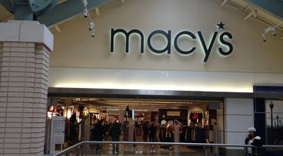 Photo of Department Store Macy's at 20 Mall Drive East, Jersey City, NJ 07310, United States