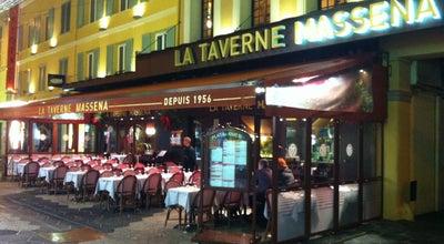 Photo of Italian Restaurant La Taverne Masséna at 25 Rue Masséna, Nice 06000, France