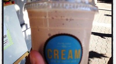 Photo of Ice Cream Shop CREAM of Walnut Creek at 1372 N Main St, Walnut Creek, CA 94596, United States