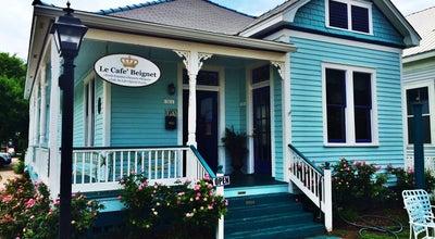 Photo of Bakery Le Cafe Beignet at 136 Rue Magnolia, Biloxi, MS 39530, United States