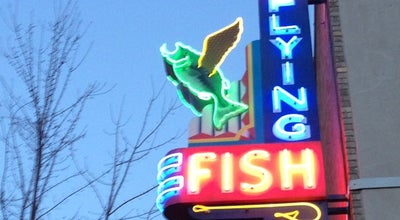 Photo of Seafood Restaurant Flying Fish at 511 President Clinton Ave, Little Rock, AR 72201, United States