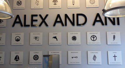 Photo of Jewelry Store ALEX AND ANI at 3068 M St Nw, Washington, DC 20007, United States
