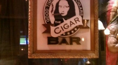 "Photo of Bar The ""World Famous"" Cigar Bar at 1502 Hendry St, Fort Myers, FL 33901, United States"