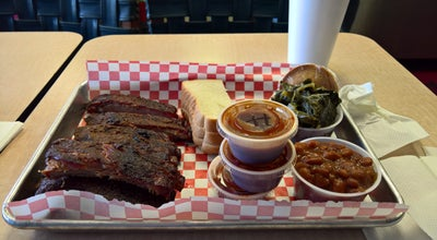 Photo of BBQ Joint Mr. Spriggs BBQ at 1017 S Air Depot Blvd, Midwest City, OK 73110, United States