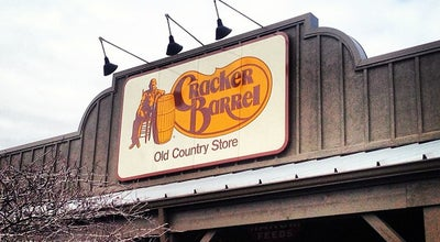 Photo of American Restaurant Cracker Barrel Old Country Store at 1733 S Cole Rd, Boise, ID 83709, United States