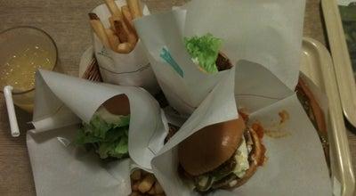 Photo of Burger Joint モスバーガー サンポート鹿嶋店 at 大字鉢形1526-3, Kashima, Japan