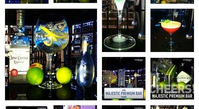 Photo of Cocktail Bar Majestic Premium Bar at Plaza Conde Luna, Leon 24003, Spain