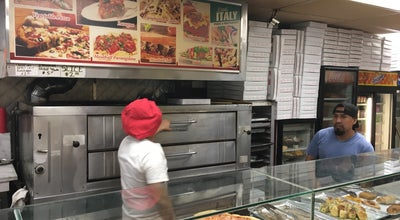 Photo of Pizza Place M & O Pizza / Little Italy at 876 Broadway, Brooklyn, NY 11206, United States