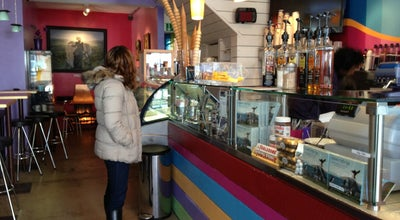 Photo of Ice Cream Shop Eldur & Ís at Skólavördustíg 2, Reykjavik 101, Iceland