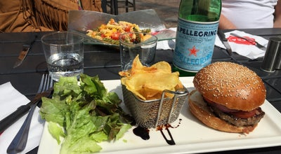 Photo of Diner La Casa at Place Jean Zay, Levallois Perret 92300, France