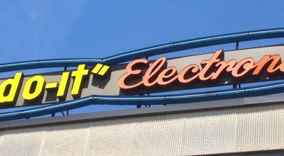 Photo of Electronics Store You-Do-It Electronics Center at 40 Franklin St, Needham, MA 02494, United States