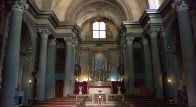 Photo of Church Santa Maria della Pomposa at Piazza Della Pomposa, Modena 41100, Italy