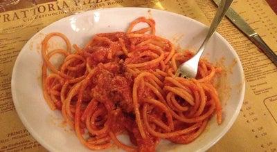 Photo of Italian Restaurant Vecchia Roma at Via Ferruccio, 12, Roma 00185, Italy