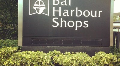 Photo of Mall Bal Harbour Shops at 9700 Collins Ave, Bal Harbour, FL 33154, United States