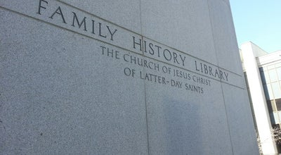 Photo of Library Family History Library at 35 N West Temple, Salt Lake City, UT 84150, United States