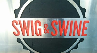 Photo of BBQ Joint Swig & Swine at 1217 Savannah Hwy, Charleston, SC 29407, United States