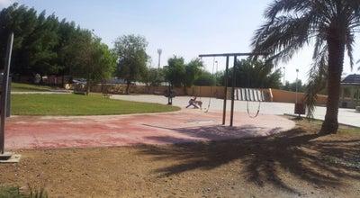 Photo of Park Al Nahda Rd. Walktrack | ممشى طريق النهضة at Al-nahda Rd., Riyadh, Saudi Arabia