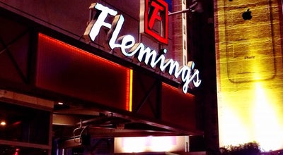 Photo of Steakhouse Fleming's Prime Steakhouse & Wine Bar at 800 W Olympic Blvd, Los Angeles, CA 90015, United States