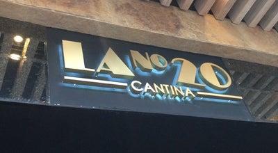 Photo of Mexican Restaurant Cantina La No. 20 at Av. Vasco De Quiroga 3800, Cuajimalpa 05109, Mexico