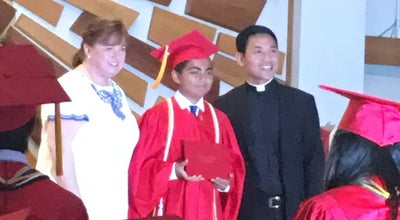 Photo of Church Saint Cecilia's Catholic School at 1311 Sycamore Ave, Tustin, CA 92780, United States