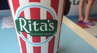 Photo of Ice Cream Shop Rita's Italian Ice at 3233 Spartan Rd, Olney, MD 20832, United States